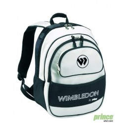 PrinceBackpack Wimbledon White Collection plecak