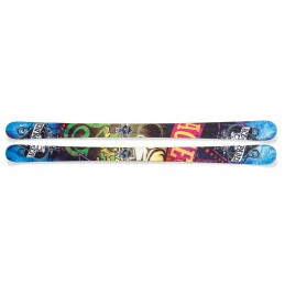 Nordica Ace of Spades Ti Nfree CT Narty Freestyle Park & Pipe