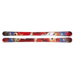 Nordica Double Six XCT Narty Freestyle Park & Pipe