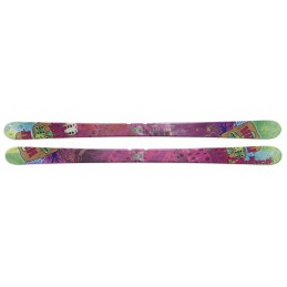 Nordica Double Six Narty Freestyle Park & Pipe