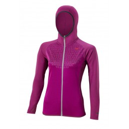 Mizuno BREATH THERMO HOODY damska bluza do biegania