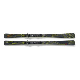 Nordica FIRE ARROW 76 TI EVO + N PRO P.R. EVO Narty 15/16