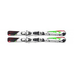 Nordica Team J Race Fastrak + M 7.0 Fastrak Narty 15/16