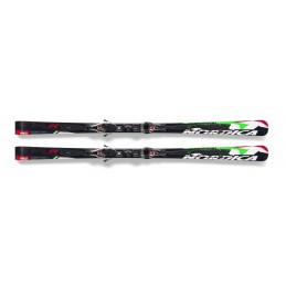 Nordica Dobermann GSR EDT + N PRO X-C Narty 15/16