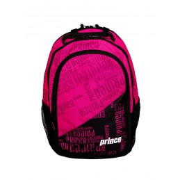 Prince Club Backpack (black/pink) plecak tenisowy