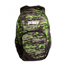 Prince Team Backpack (black/green) plecak tenisowy