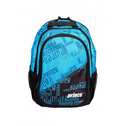 Prince Club Backpack (black/blue) plecak tenisowy