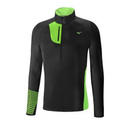 Bluza do biegania Mizuno Breath Thermo Premium Windtop