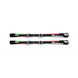 Narty Nordica Dobermann SRL RB EVO + N Power X Cell EVO 16/17