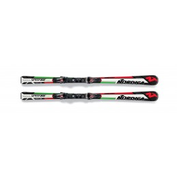 Narty Nordica Dobermann Spitfire RB EVO + N Pro X Cell EVO 16/17