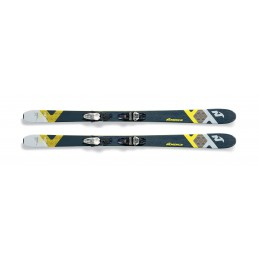 Narty Nordica NGRy 90 FTD + Squire Compact 11 FTD 16/17
