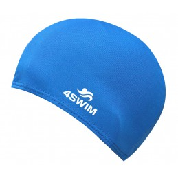 Czepek 4SWIM Fabric Cap Junior niebieski