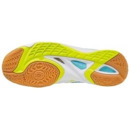 Buty halowe do piłki ręcznej Mizuno Wave Mirage 2 damskie niebieskie