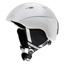 Smith INTRIGUE White Pearl kask narciarski
