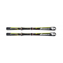 Narty Nordica Dobermann Spitfire RB EVO + N Pro X-Cell EVO 17/18