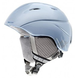 Smith INTRIGUE Petal Twill kask narciarski damski