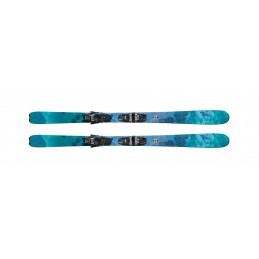 Narty Nordica Astral 84 FDT + Free 11 FDT 90 mm 17/18