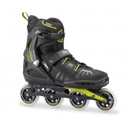 Rolki Rollerblade RB XL limonkowe 2018