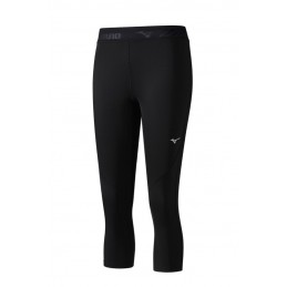 Mizuno Getry Impulse Core 3/4 Tight damskie czarne