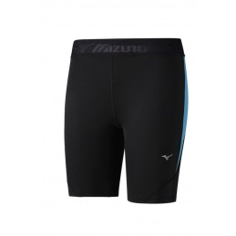 Mizuno Getry Impulse Core Mid Tight damskie niebieskie