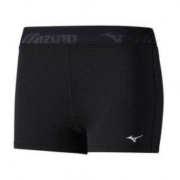 Mizuno Getry Impulse Core Short Tight damskie czarne