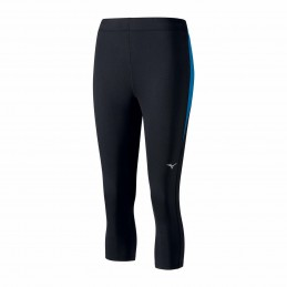 Mizuno Getry Impulse Core 3/4 Tight niebieskie