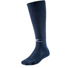 Mizuno Skarpety siatkarskie Volley Socks Comfort Long granatowe