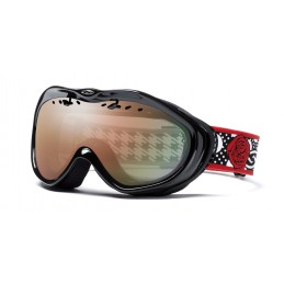 Smith Optics ANTHEM Black/White Pin Up SM gogle narciarskie