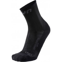 Skarpety rowerowe UYN Superleggera Men's Cycling Socks czarne