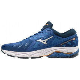 Buty do biegania Mizuno Wave Ultima 11 kolor True Blue rok 2020