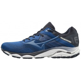 Buty do biegania Mizuno Wave Inspire 16 true blue 2020