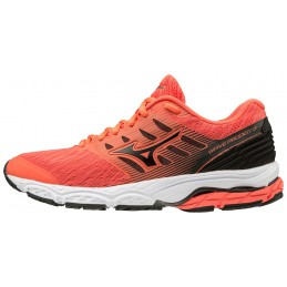 Buty do biegania Mizuno Wave Prodigy 2 kolor Hot Coral